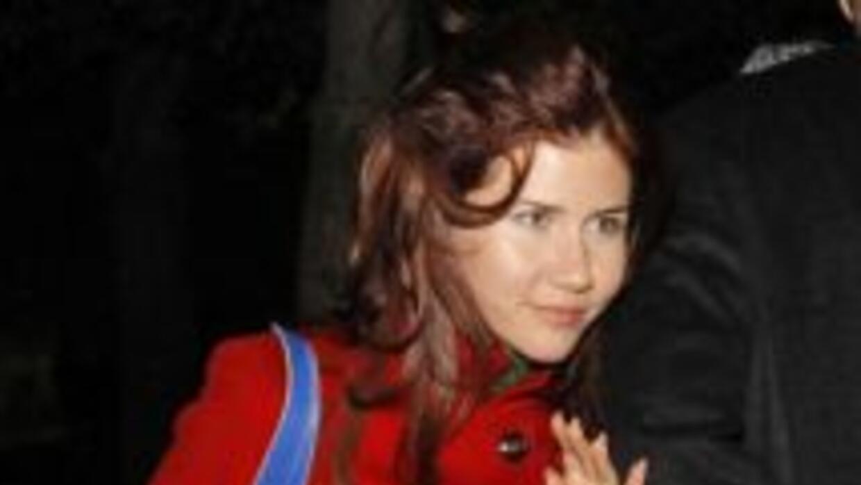 Anna Chapman