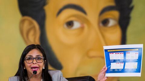 """Rodríguez calificó hoy de """"absolutamente mentira&quot..."""