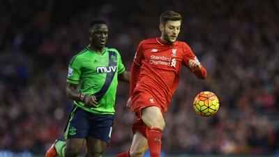 Liverpool vs. Southampton