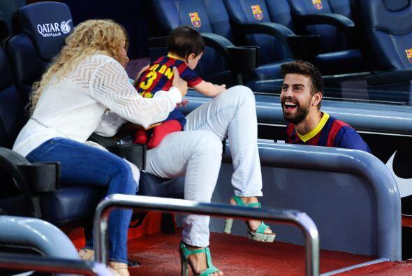 La jornada continuó con el Barcelona vs. Sevilla en el Camp Nou que tuvo...
