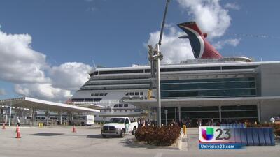 Niño de Florida muere ahogado en crucero Carnival