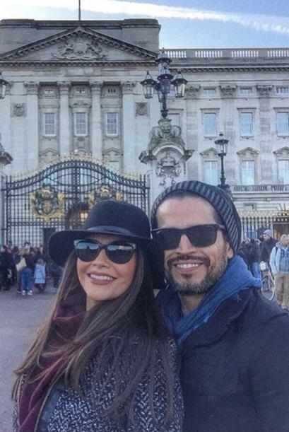 Primera parada, ¡Londres! (Enero 17, 2015)