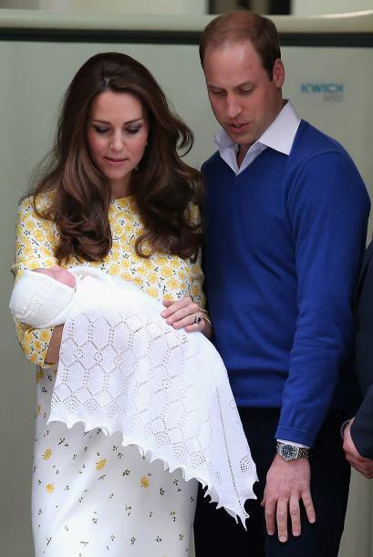 La princesa Charlotte nació en St. Mary´s Hospital donde también nació s...