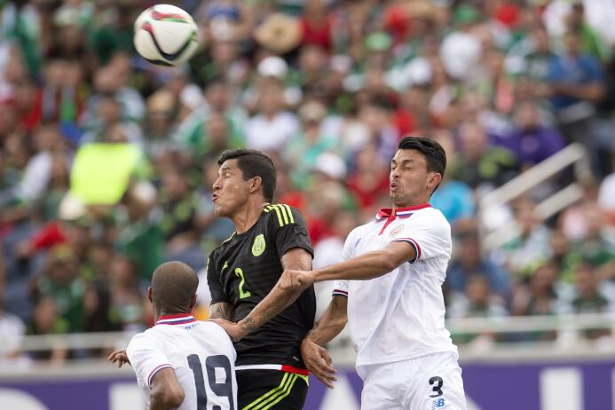 México vs. Costa Rica amistoso