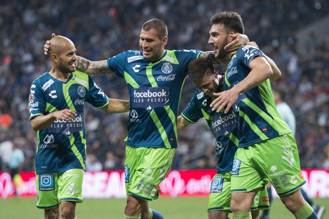 5. Puebla: 17 puntos (+5)