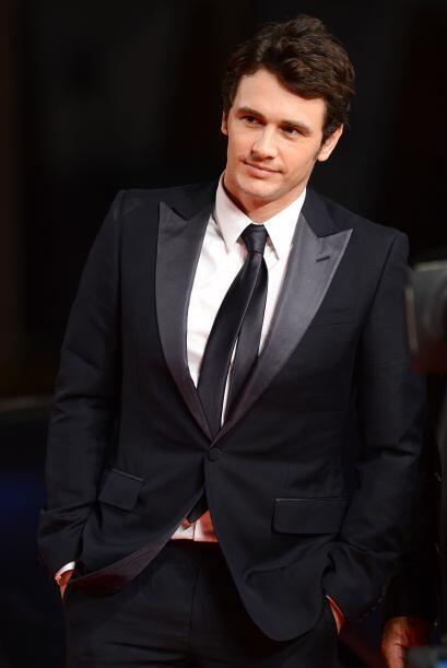 Otro de los favoritos de todas es James Franco quien tampoco se ha dejad...