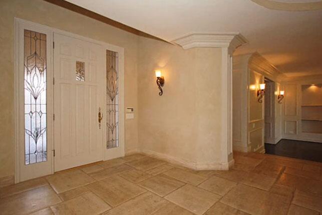 Imágenes de la residencia de la actriz en Los Angeles.