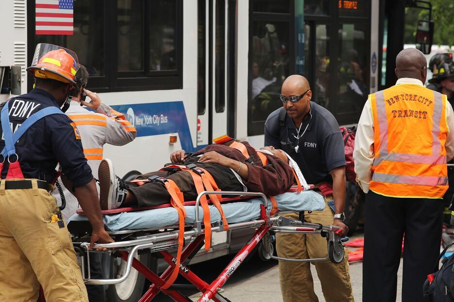 salud trabajadores accidentes