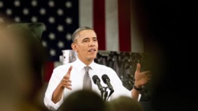 El presidente Obama propusu subir el salario mínimo por hora hasta los $9.