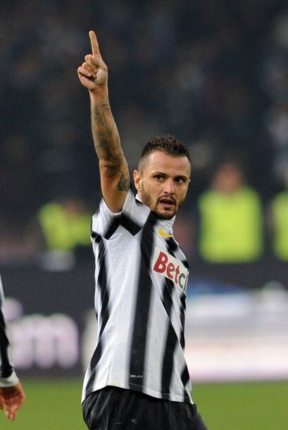 El centrocampista ha sido pieza fundamental para que la 'Juve' se encuen...