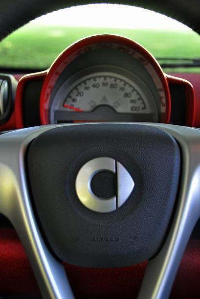 Acelera de 0 a 60 en 16.8 segundos, velocidad suficiente para los trayec...