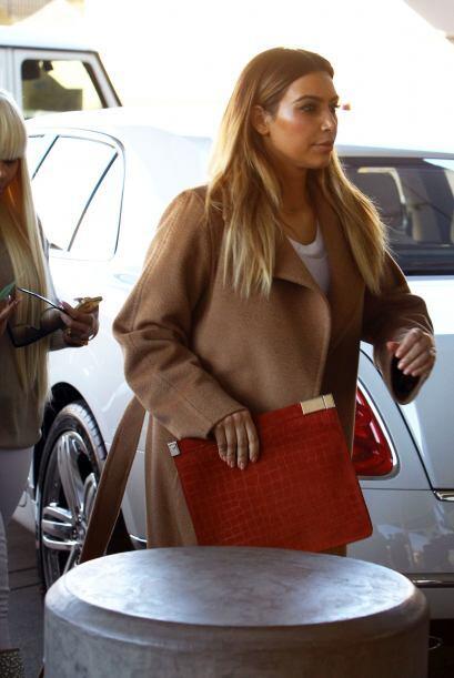 Pero como Kim es muy perfeccionista no paró hasta encontrar los regalos...