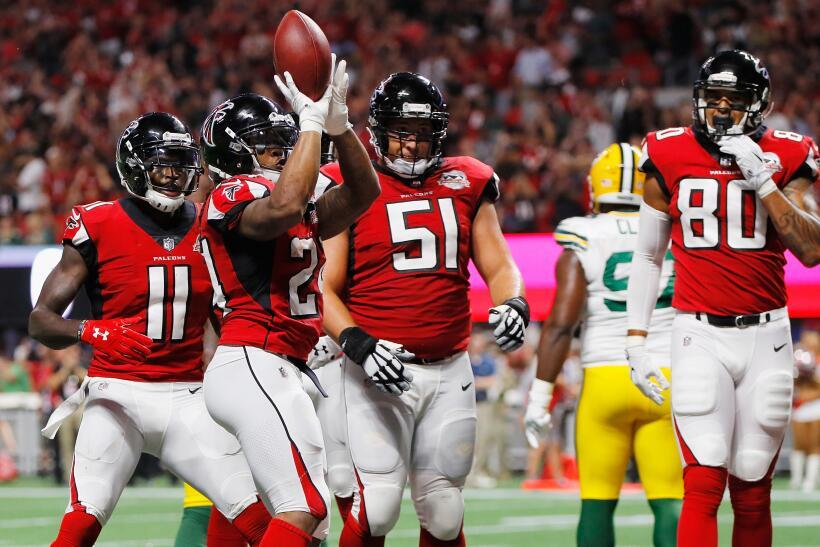 Así se jugarán los Playoffs de la temporada 2017 de la NFL falcons.jpg