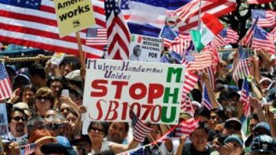 En el estado de Indiana viven entre 55 y 85 mil inmigrantes indocumentad...