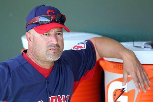 El dominicano Manny Acta dirigirá por tercer año a los Indians y seguirá...