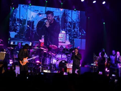 El sabor latino se apoderó de NYC en el Uforia Concert Series con...