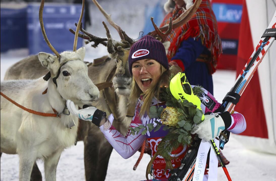 Paisajes y curiosidades en el Mundial de esquí alpino AP_16317483474634.jpg