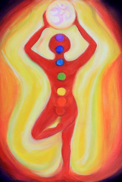 Es un chakra sumamente importante porque activa la sexualidad, y por end...