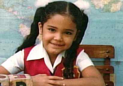 Karla Martínez de niña Pequeños Gigantes USA