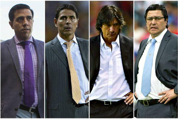 Los malos resultados y poco fútbol en 3 jornadas han puesto a estos entr...