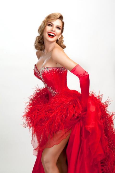 Lo más sexy de Marjorie de Sousa