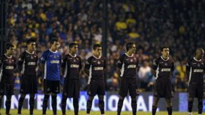 Lanús no pudo con Tigre y tras empatar sin goles permitió a Newell´s con...