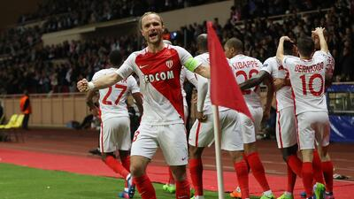Mónaco saca fuerzas y elimina de la Champions al City de Pep Guardiola