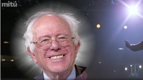 El video de Bernie Sanders con una canción de Selena de fondo tiene ya m...