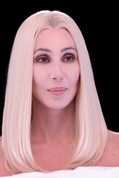 Cher además de talentosa tuvo uno de los rostros más hermosos del mundo...