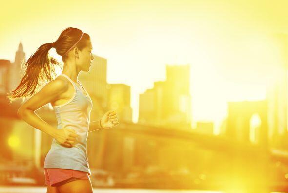 Hacen ejercicio. Además de ser beneficioso físicamente, te permite estar...