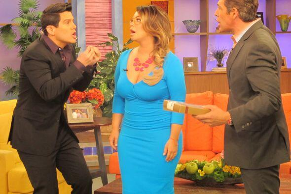 ¡Noooooooo! Alejandro Chabán le recordó a Chiquis que no puedo comer cho...