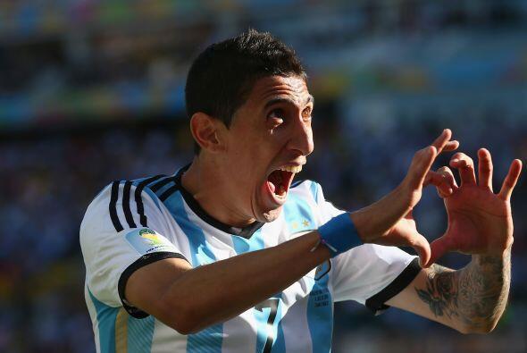 Ángel Di María tenía hasta febrero el quinto pase mejor cotizado en el m...