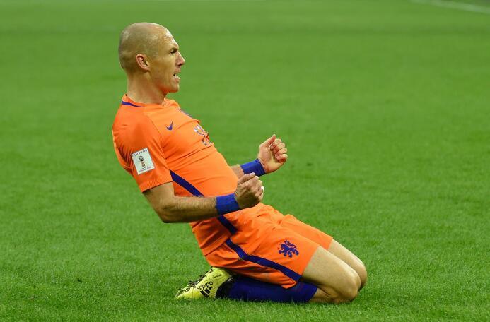 Holanda respira en la eliminatoria con su triunfo ante Bulgaria GettyIma...