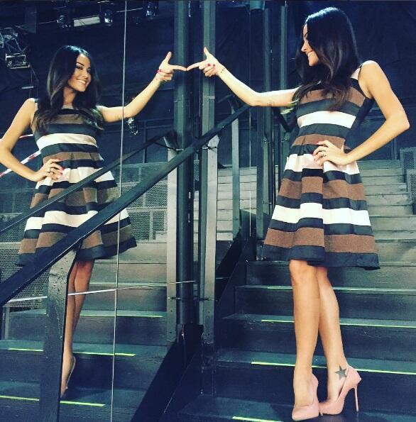 Giorgia es una bella modelo que logró ser Miss Italia hace unos años y e...