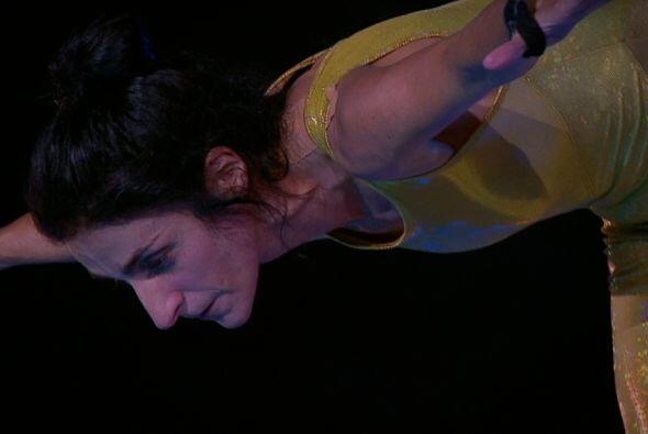 Bárbara Torres fue la primera finalista.