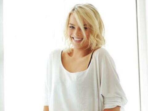 La actriz australiana recientemente asisitió a un partido del Ful...