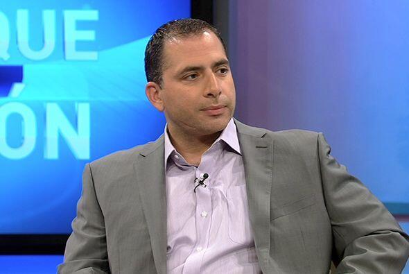 El abogado Alejandro Jordán, quien sufrió un infarto cardíaco a la edad...