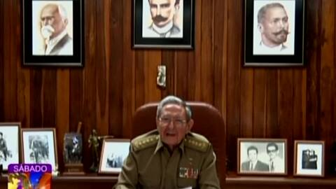 Raúl Castro anuncia la muerte de su hermano Fidel