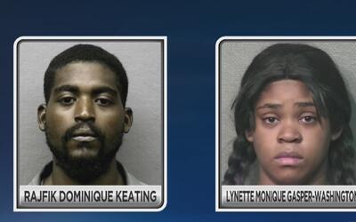 Acusan a una pareja por la muerte de un bebé de 2 años de edad en el nor...