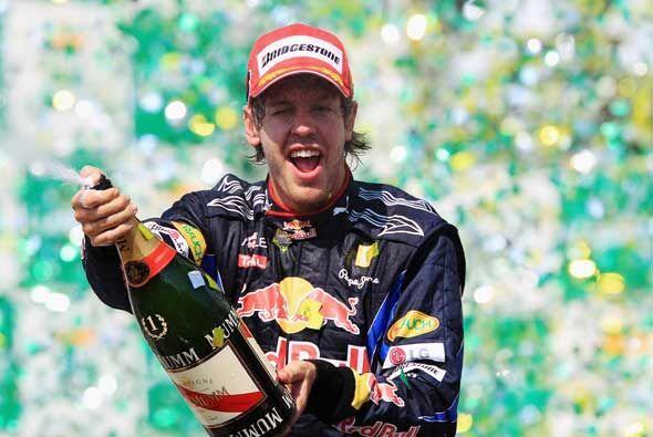 Vettel quedó a 15 puntos de Alonso y necesitaría más que un milagro para...