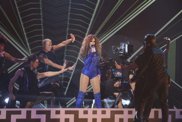Aleyda Ortiz preparó tremendo número musical, demostrando que las reinas...