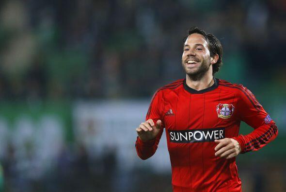 La defensa comienza con el alemán Gonzalo Castro.