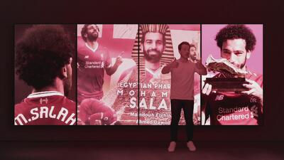 Biografía del 'Rey' de Egipto: Mohamed Salah