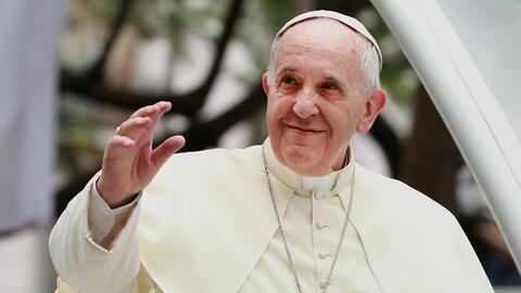 """Papa Francisco en carta para Chicago: """"Estoy enterado de que muchos han..."""