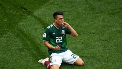 ¡Memorable! Así fue el primer gol de México contra Alemania en el Mundial de Rusia 2018