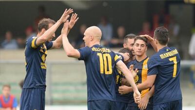 Hellas Verona vs. Palermo