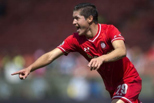 Con 18 años de edad, el mexicano será parte del equipo filial y espera g...