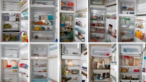 La escasez de alimentos ha llevado a los venezolanos a saltarse comidas...