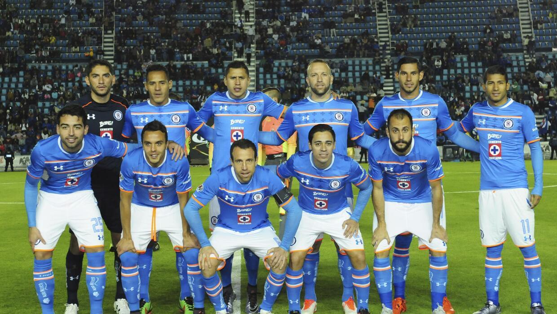 Cruz Azul contará con plantel completo para enfrentar a Jaguares