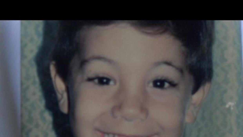 José Fernández cuando niño